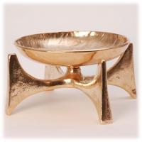 RÄUCHERSCHALE aus Bronze