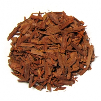 Sandelholz rot
