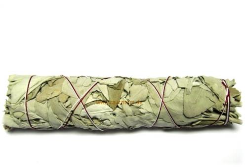 WHITE SAGE BUNDLE groß - Weißer Salbei Räucherbündel