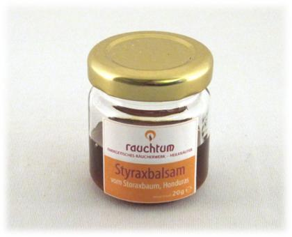 Styrax Balsam